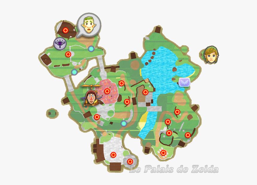 skyward sword world map Map Of Skyloft Legend Of Zelda Skyward Sword Skyloft Map Hd Png
