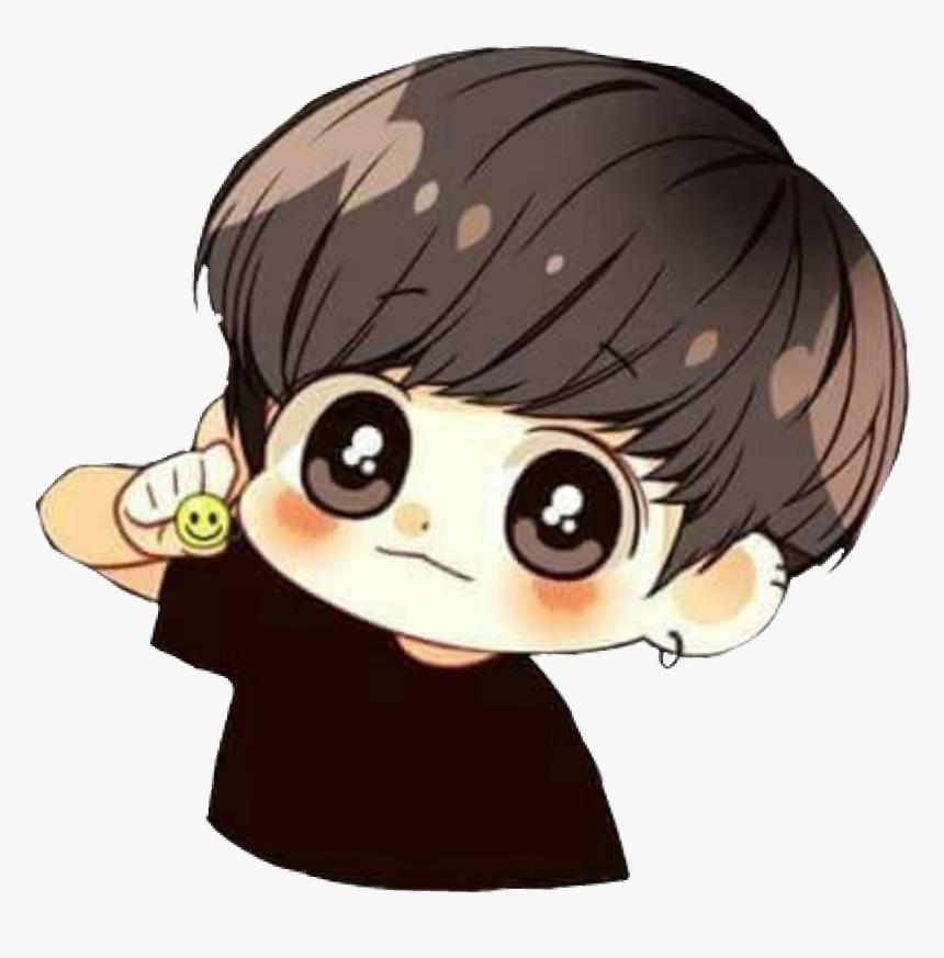 338 3388050 chibi jungkook bts chibi hd png download