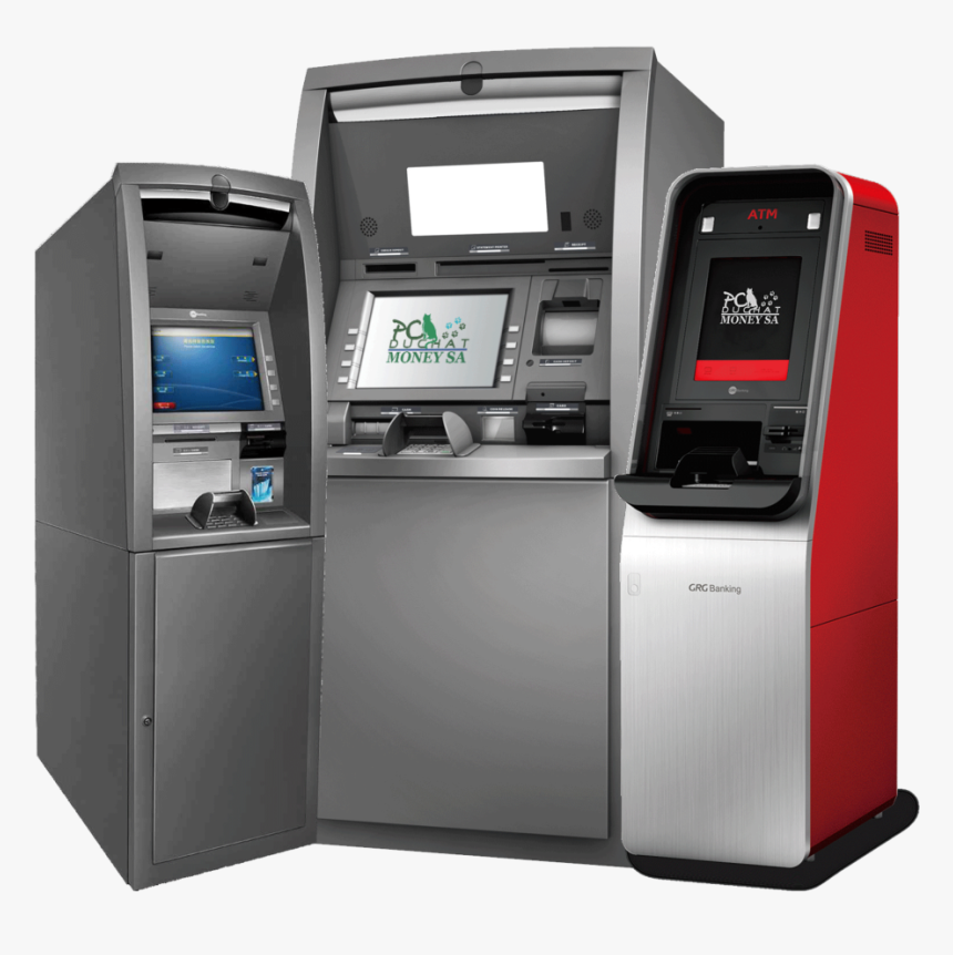 Automated Teller Machine, HD Png Download , Transparent Png Image ...