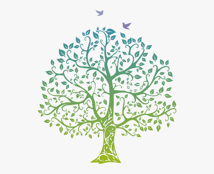Tree Of Life Clip Art Mental Health Awareness Tree Hd Png