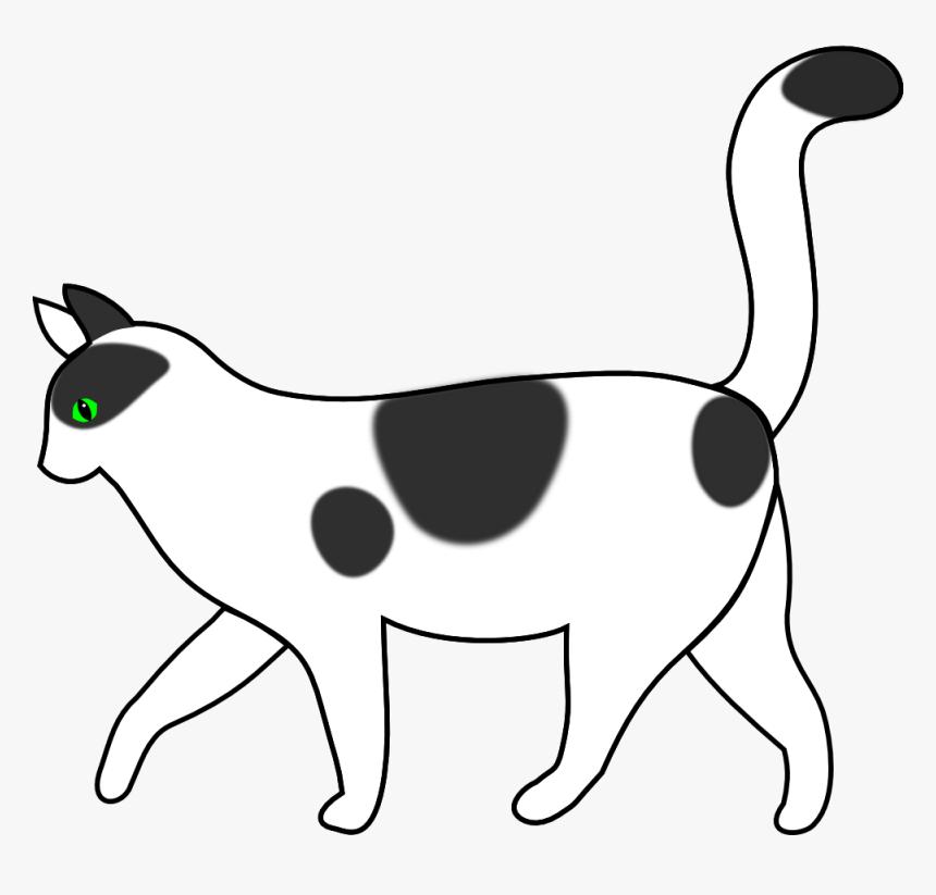 Kittens Clipart Free Download Cat Clip Art Black Hd Png Download Transparent Png Image Pngitem
