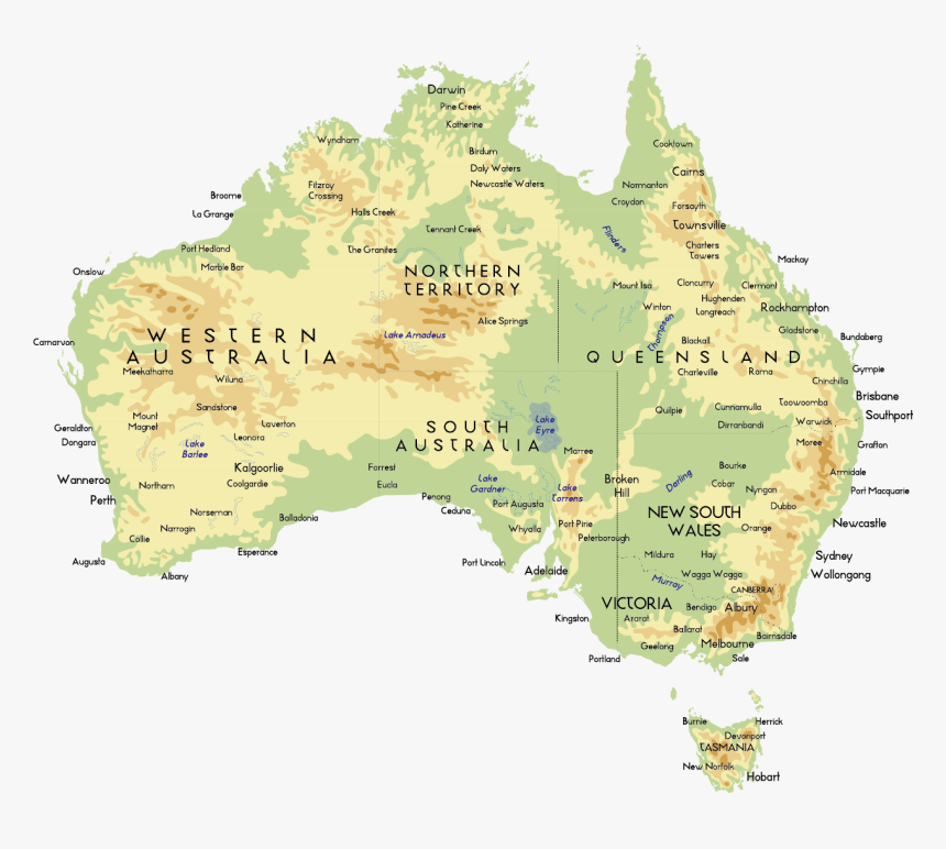 Map Of Australia Png.Map Australia Area Icon Png Image High Quality Clipart Barossa