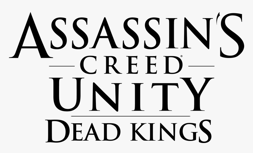 Logo Acu Dlc Dead Kings Black Assassin S Creed Brotherhood Hd