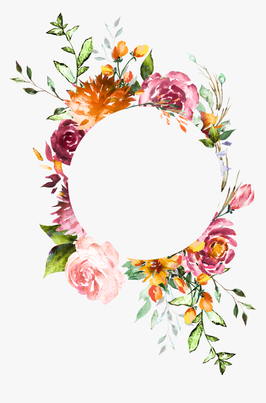 Flower Watercolor Background Png Transparent Png Transparent