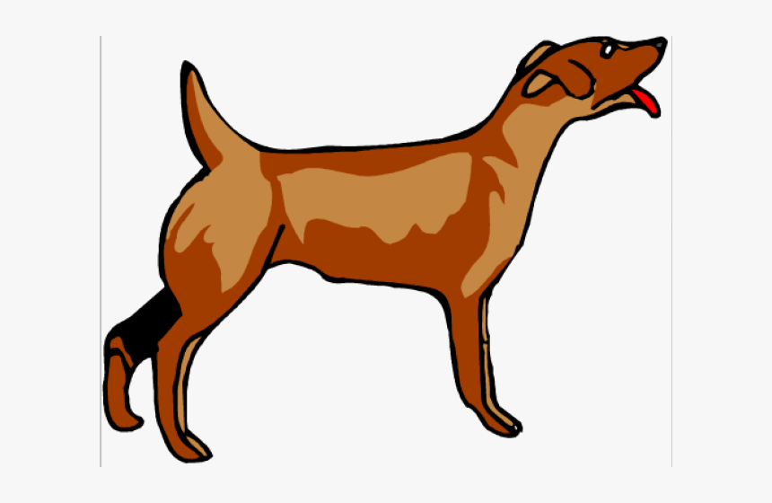 Dog Barking Clipart - The Y Guide (860 x 560 Pixel)