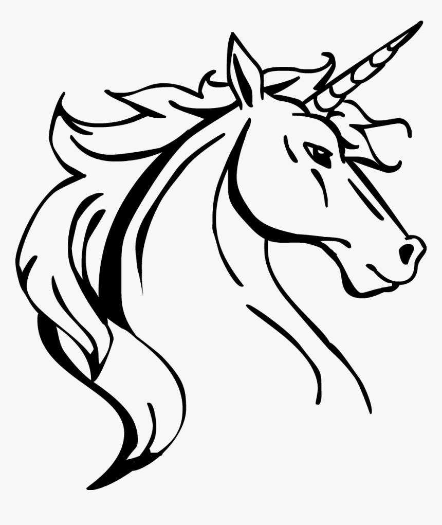 Collection Of Free Tattoo Drawing Unicorn Download Line Drawing
