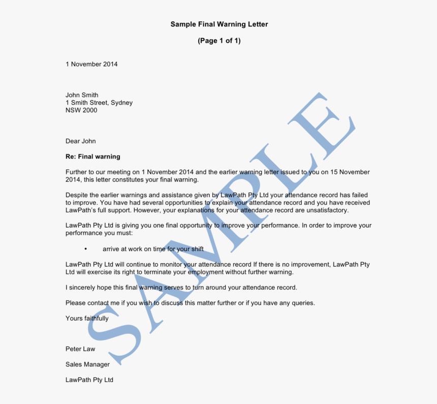 Letter Of Demand Samples from www.pngitem.com