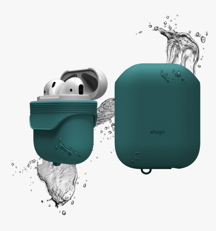 Waterproof Cover For Apple Airpods 1 2 Charging Case Eapwf Ba