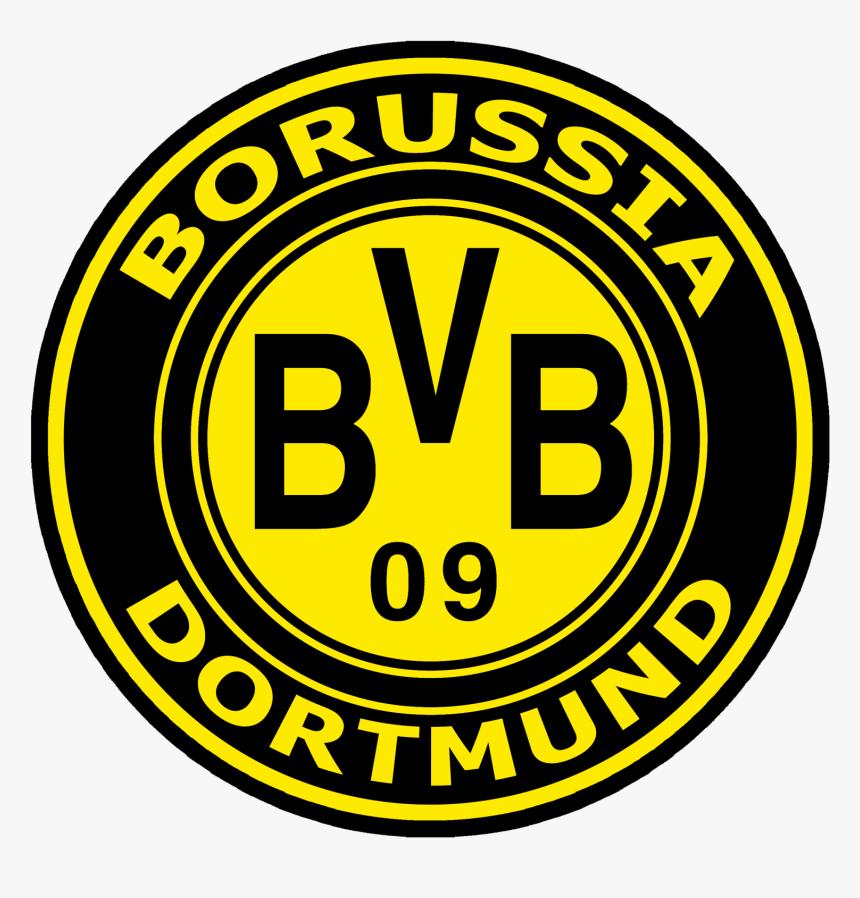 Transparent Bvb Logo Png Borussia Dortmund Logo Png Download Transparent Png Image Pngitem