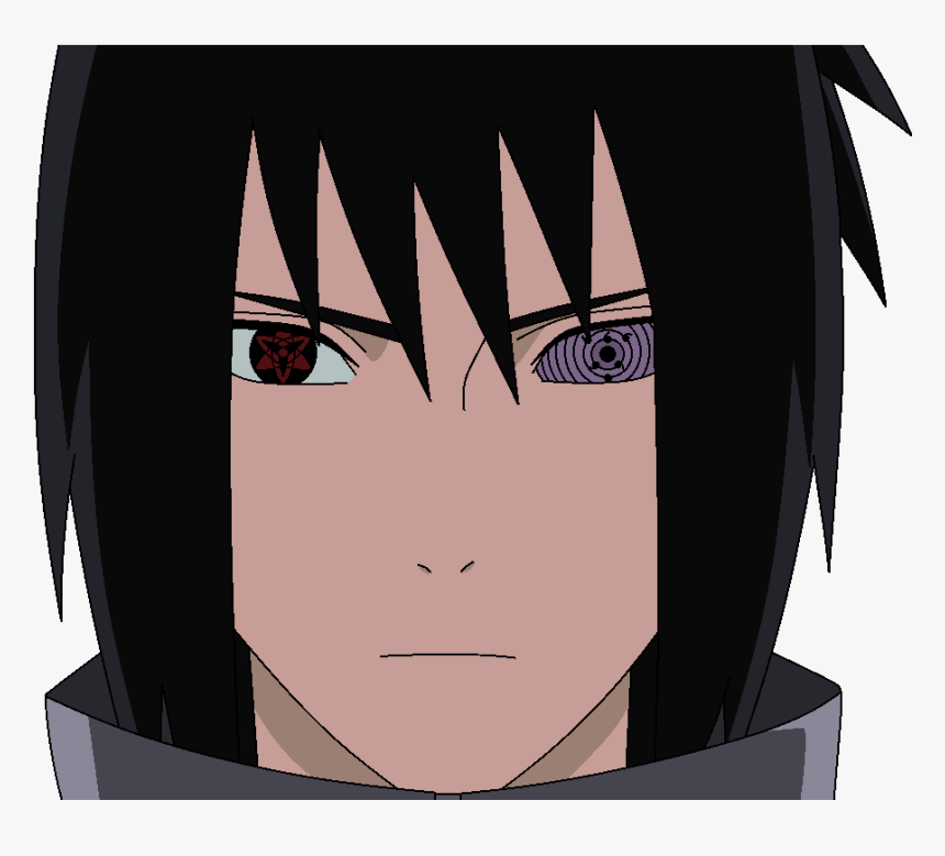 Sasuke Rinnegan Wallpapers Sasuke Talks To Hokage Hd Png