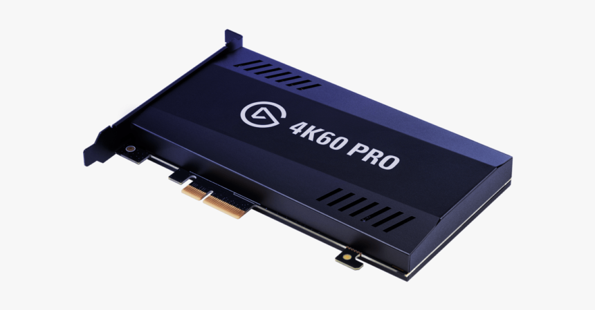 Elgato 4k60 Pro To Capture 4k 60 Fps Gameplay Elgato 4k60