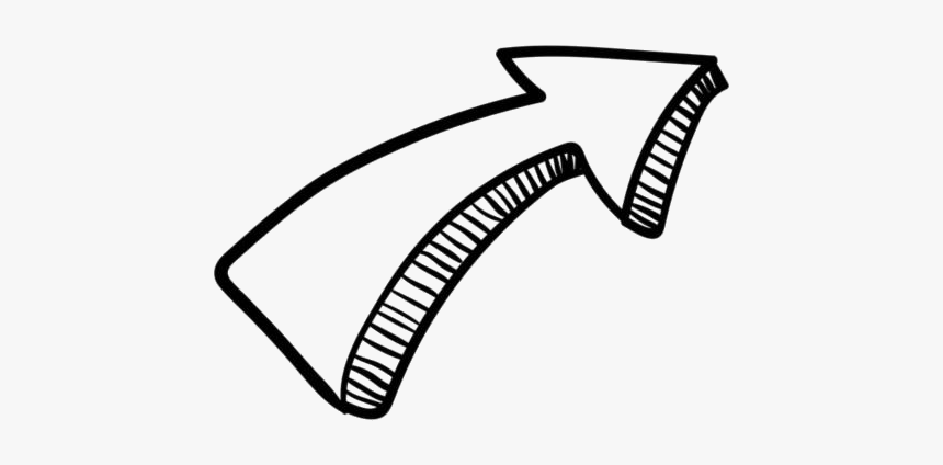 Curved Arrow Shapes Png Transparent Images Curved Arrow Clipart