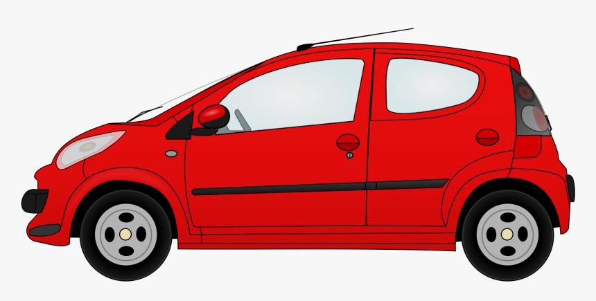 Little Red Car Png Freeuse Car Cartoon Transparent Background Png Download Transparent Png Image Pngitem