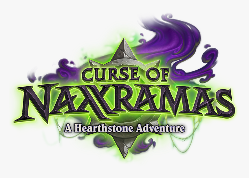 Curse Of Naxxramas Hearthstone Logo Hearthstone Expansions Logo Hd Png Download Transparent Png Image Pngitem Welcome to madness at the darkmoon faire, so named because the old gods have chosen wow's iconic darkmoon. curse of naxxramas hearthstone logo