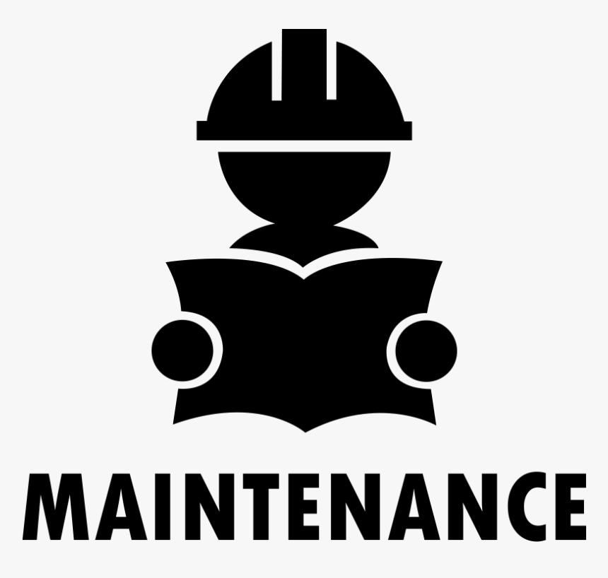 Maintenance Icon Electrical Electrical Wiring Maintenance Maintenance Black And White Hd Png Download Transparent Png Image Pngitem
