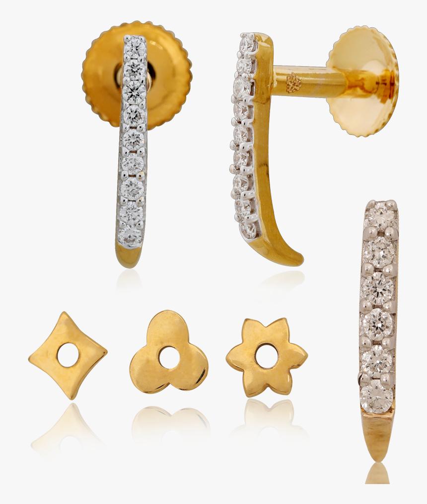 Stunning J Shaped Diamond Nose Pin Diamond L Shape Nose Ring Hd
