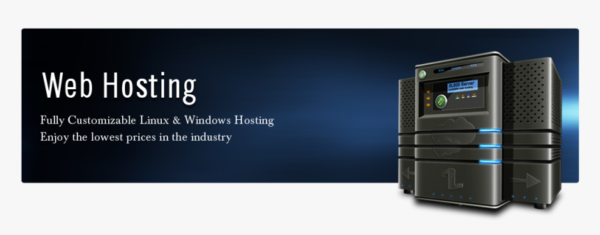 Web Hosting Banner Design Hd Png Download Transparent Png Image Pngitem