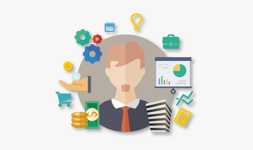 We Deliver A Rounded Approach Of Project Managers To - Product Manager  Clipart (#2193898) - PinClipart