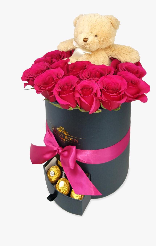 Rose Flower Bucket Png Transparent Png Transparent Png Image Pngitem