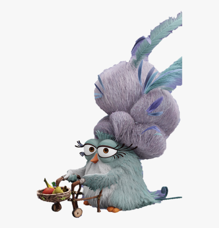 Angry Birds Wiki Angry Birds Movie Shirley Hd Png Download