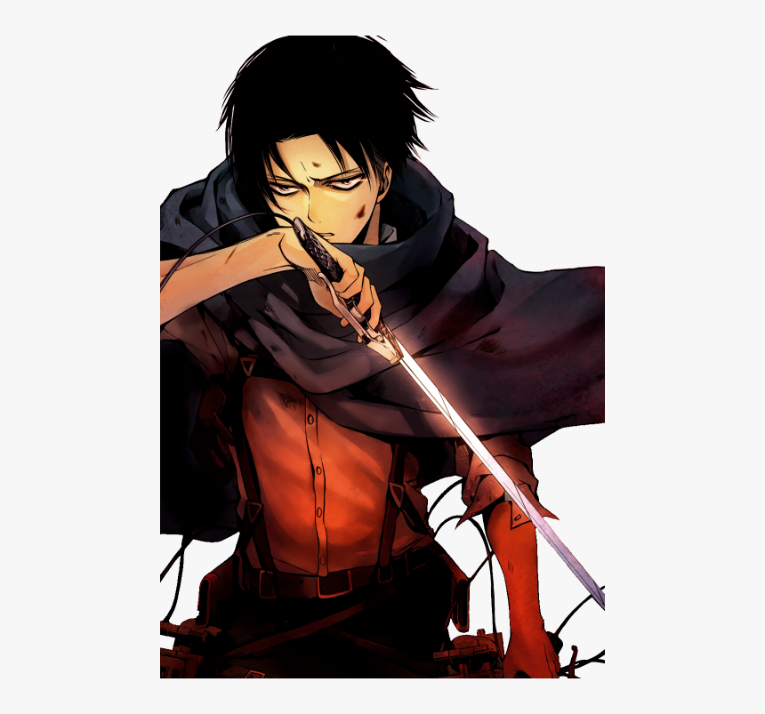 A Levi Ackerman Playlist 1 Attack On Titan No Regrets Cover Hd Png Download Transparent Png Image Pngitem