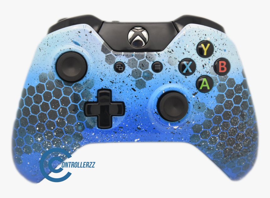 Ice Hex Xbox One Controller Custom Xbox One Controller Png