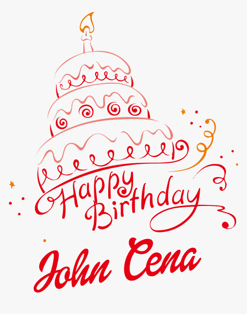 Excellent John Cena Png Transparent Images Happy Birthday Robinson Cake Personalised Birthday Cards Beptaeletsinfo