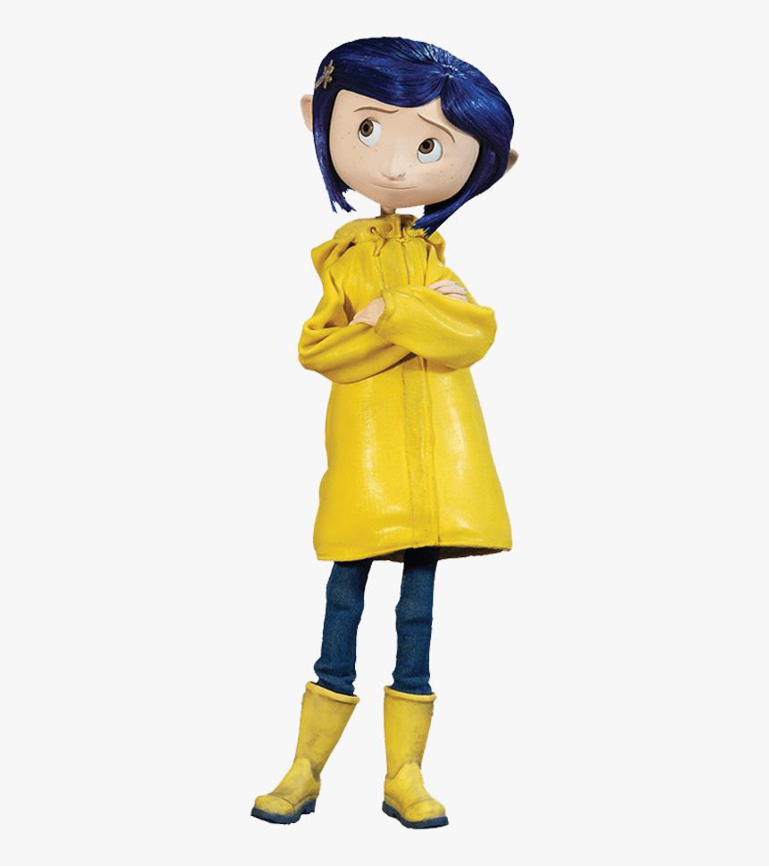Wybie Coraline Doll Hd Png Download Transparent Png Image Pngitem