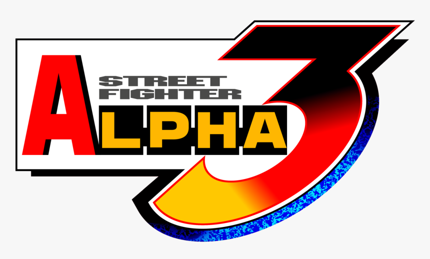 Capcom Database Street Fighter Alpha 3 Gba Title Hd Png