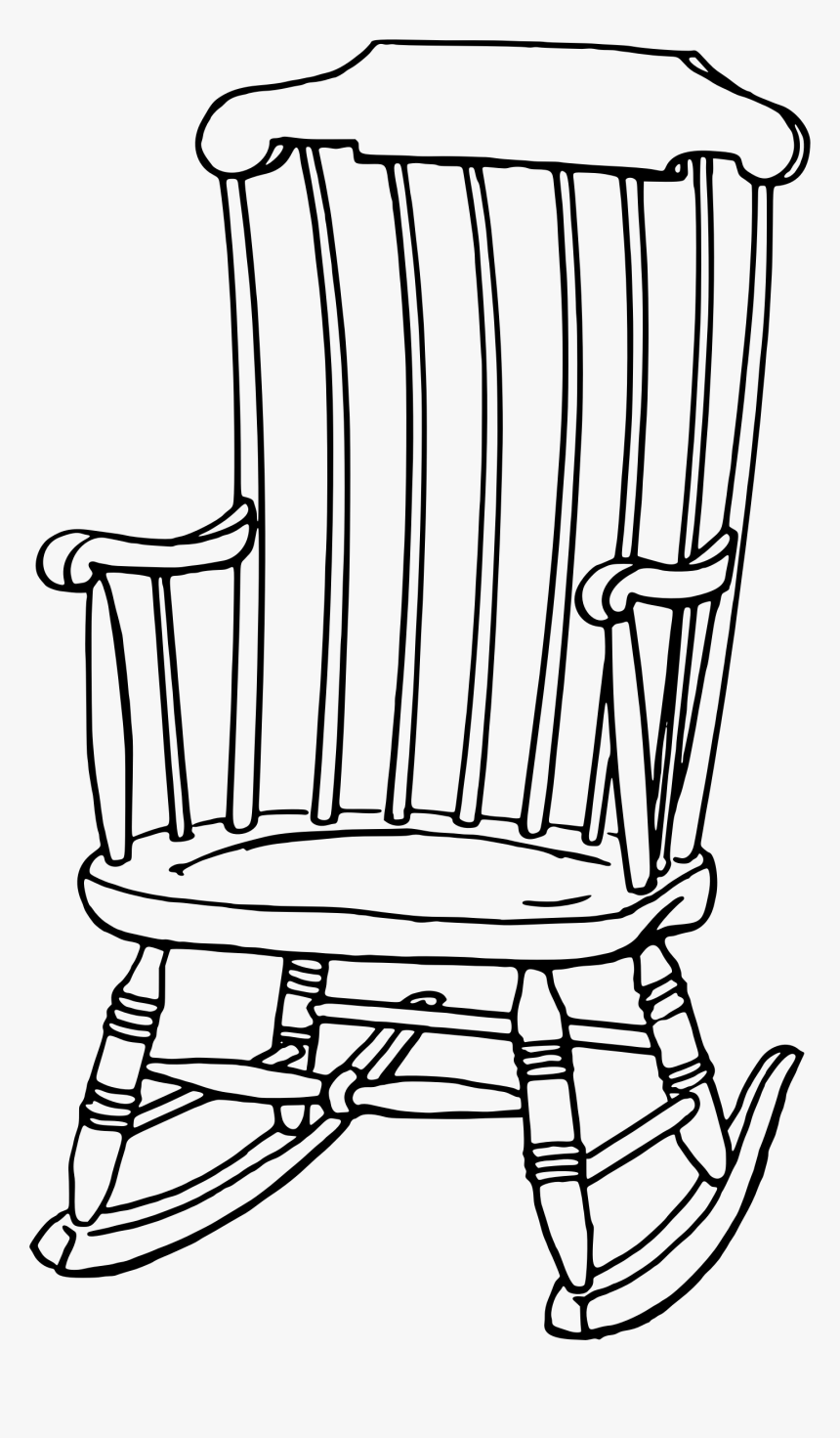 Picture of: Rocking Chair Clip Arts Rocking Chair Drawing Png Transparent Png Transparent Png Image Pngitem