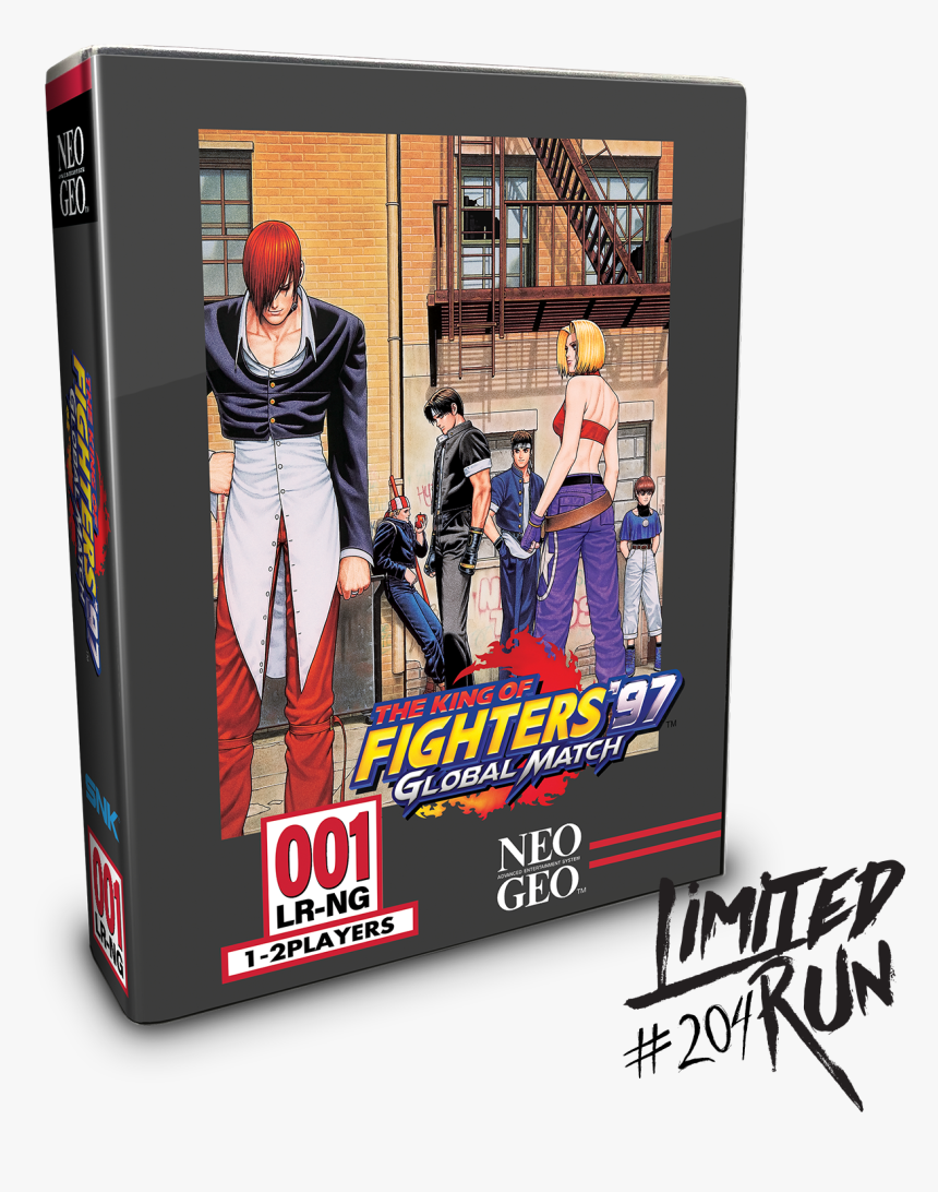 Kof 97 Global Match Classic Edition King Of Fighters 97 Global