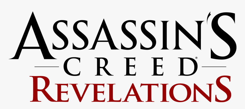 Assassins Creed Name Logo Hd Png Download Transparent Png Image