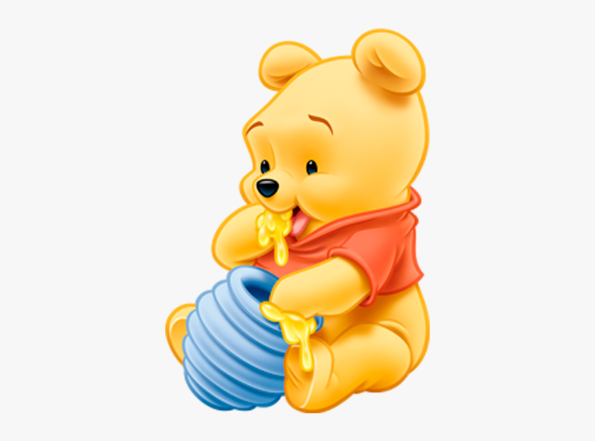 baby disney winnie the pooh hd png download  transparent