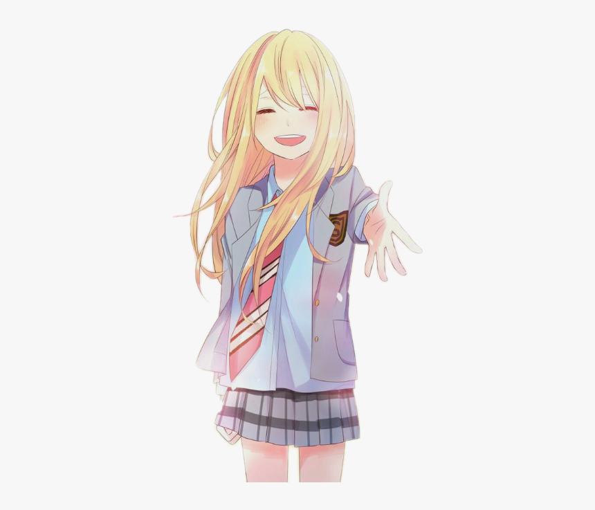 Anime Kaorimiyazono Yukiko Amor Frases Sad Animes Hd Png