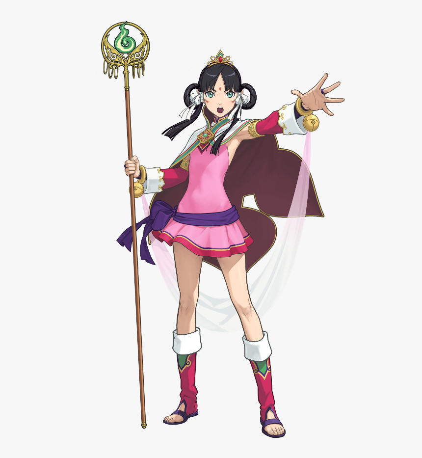 Ace Attorney Character Design Hd Png Download Transparent Png Image Pngitem