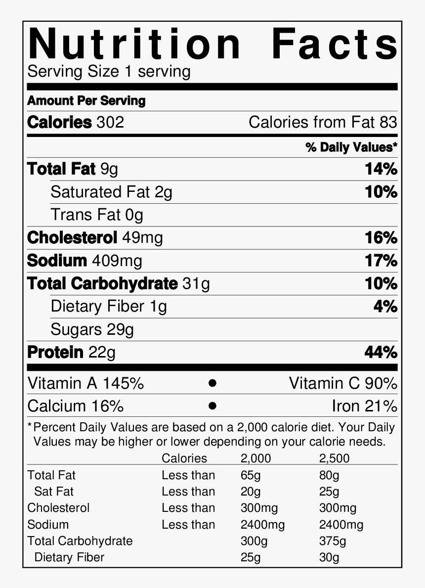 Corn Nutrition Facts 100g Hd Png Download Transparent Png Image Pngitem