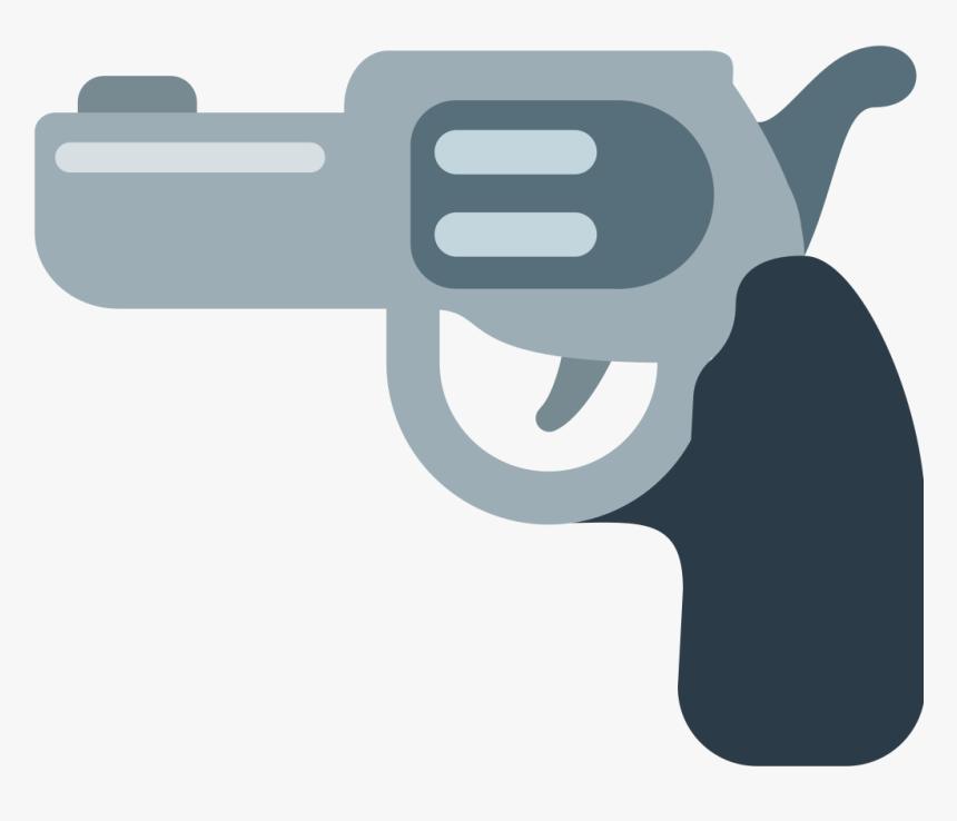 Emoji Pistol Gun Weapon Firearm Discord Gun Emoji Png Transparent Png Transparent Png Image Pngitem