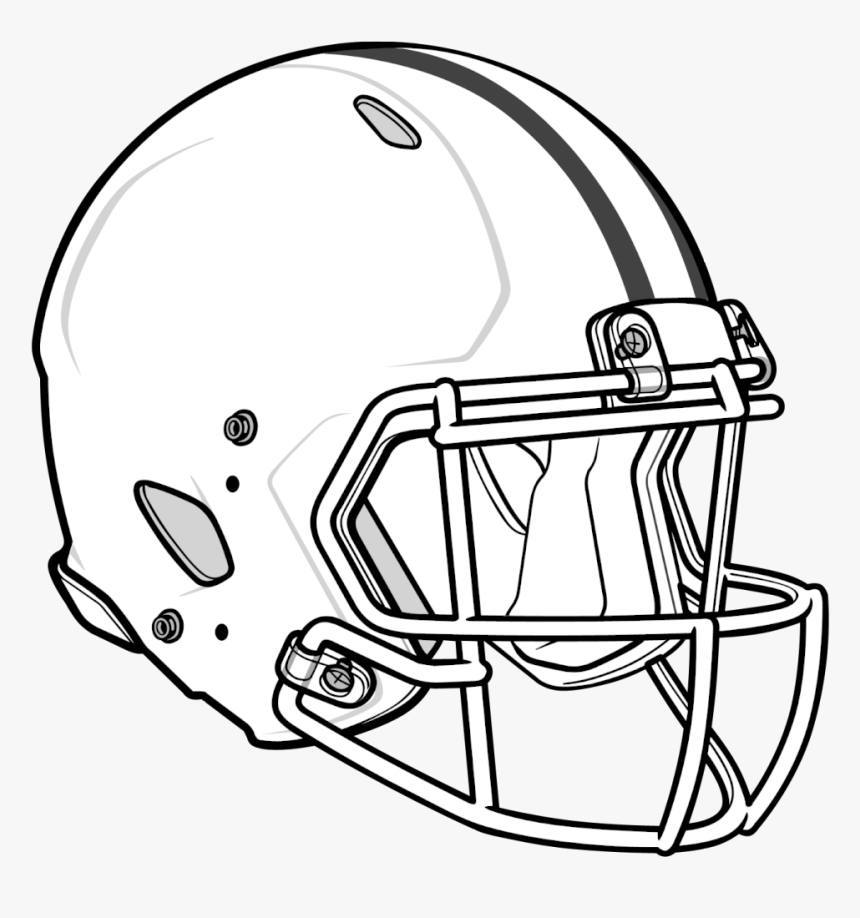 - Nfl Football Helmet Coloring Pages - Football Coloring Pages, HD