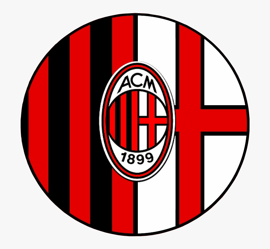 Ac Milan Badge Png Files Ac Milan Logo Transparent Png Download Transparent Png Image Pngitem