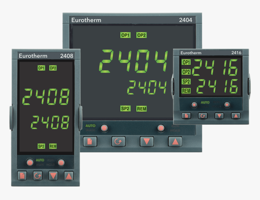 2400 Series - Eurotherm 2408 Temperature Process Controller, HD ...