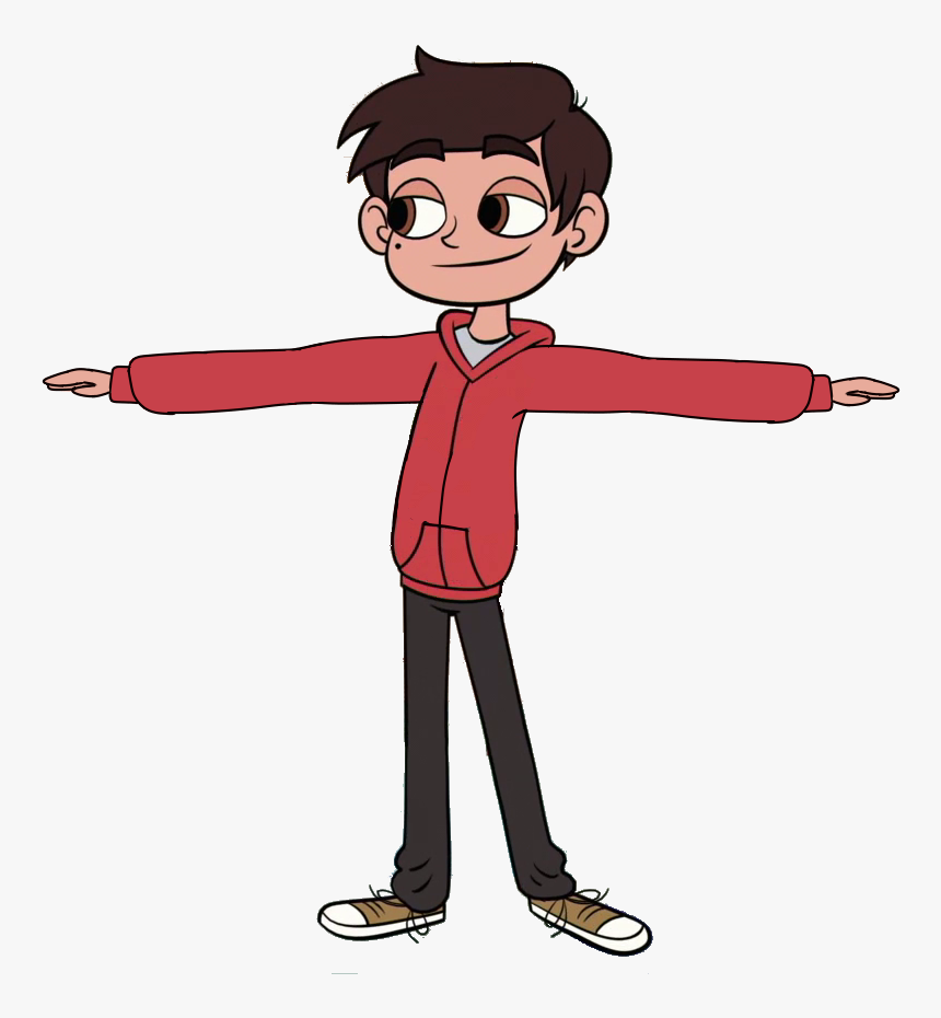 Garfield T Pose Png Star Vs The Forces Of Evil Guy Transparent Png Transparent Png Image Pngitem