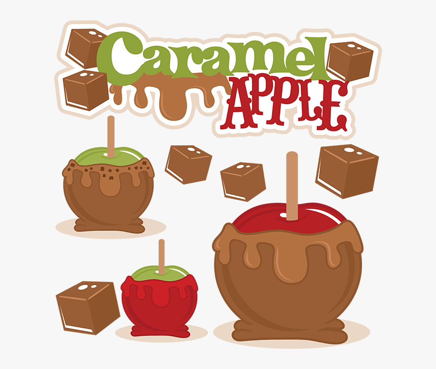 Transparent Apples Clipart Free Caramel Apple Clipart Hd Png Download Transparent Png Image Pngitem