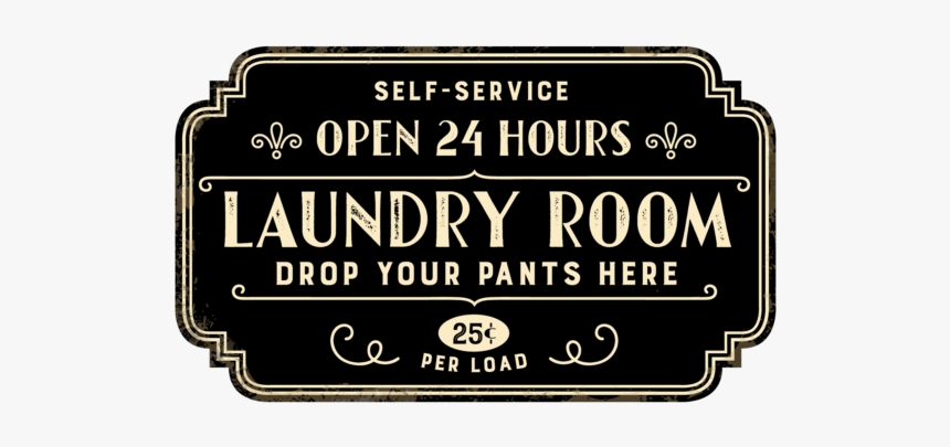 It is an image of Free Printable Laundry Room Signs inside word laundry family green background