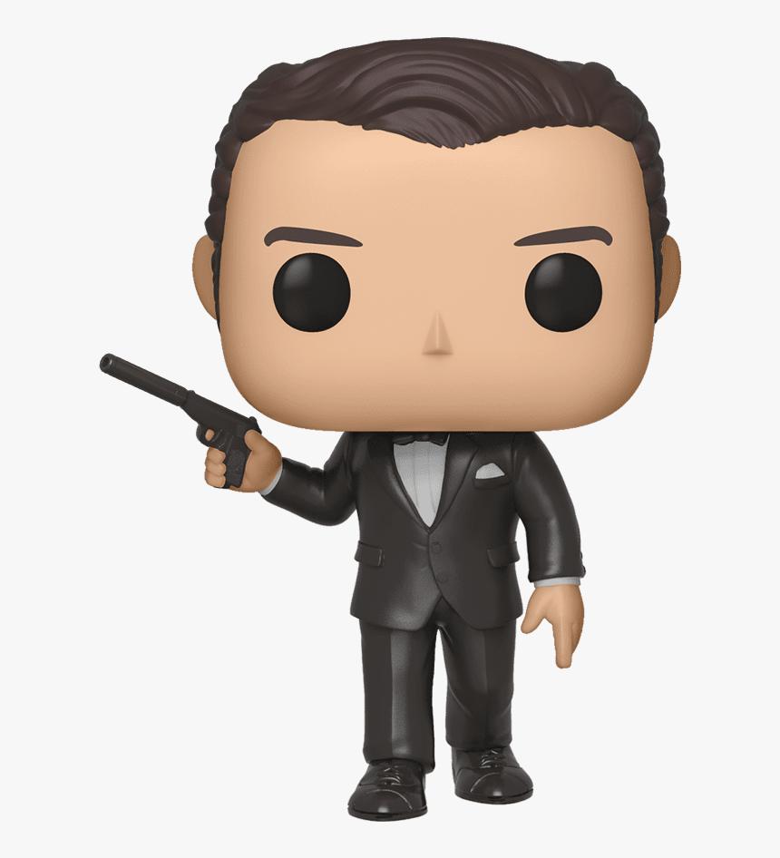 James Bond Funko Pop Hd Png Download Transparent Png
