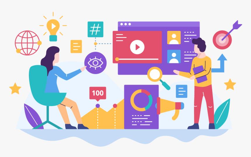 چرا بروشورها نقطهی موثر بازاریابی است؟