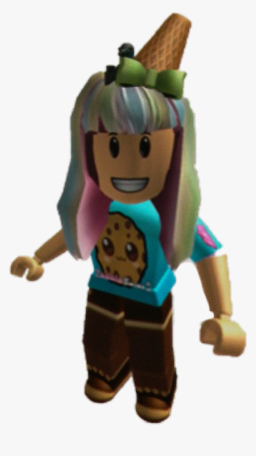 Roblox Girls Cookie Swirl C Hd Png Download Transparent Png