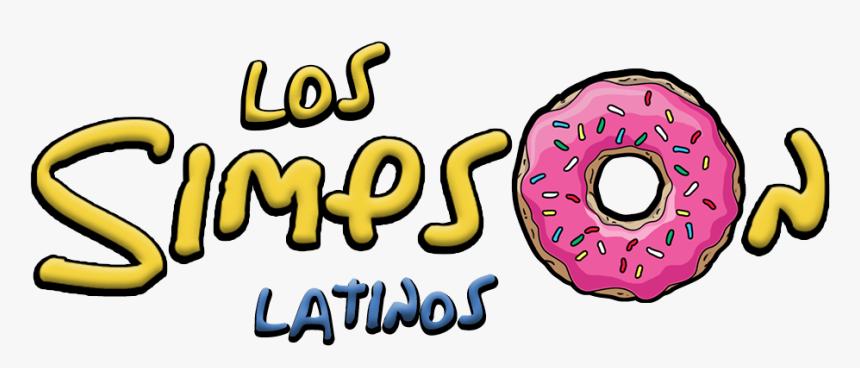 Logo Los Simpsons Png Transparent Png Transparent Png Image Pngitem