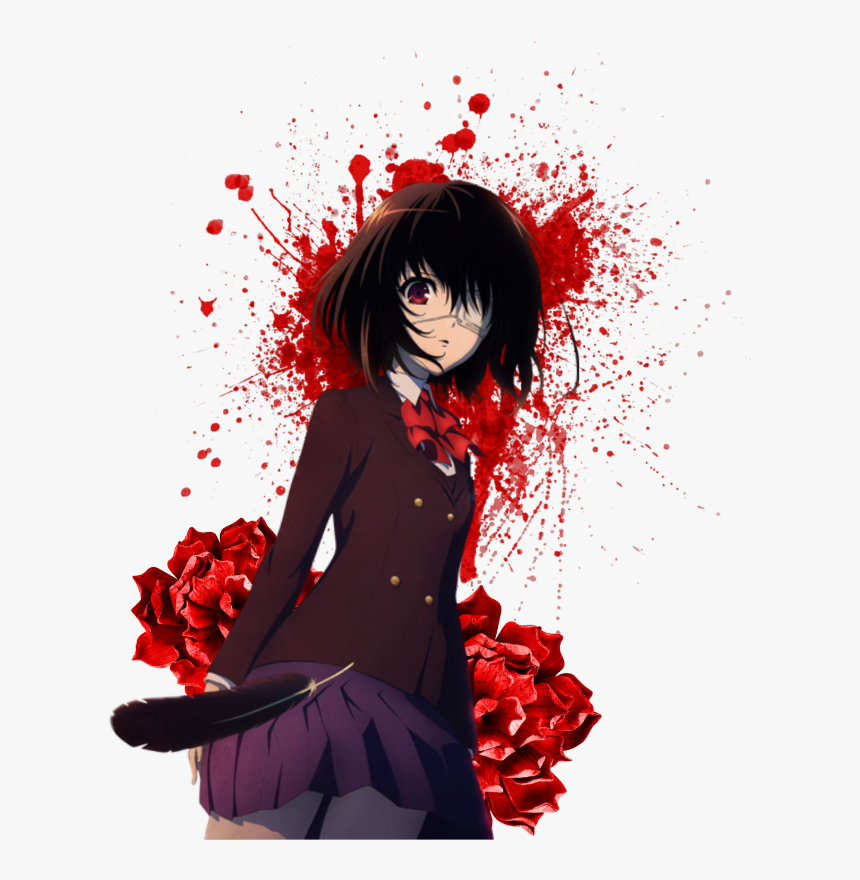 Transparent Anime Blood Png Roblox Blood T Shirt Png Download