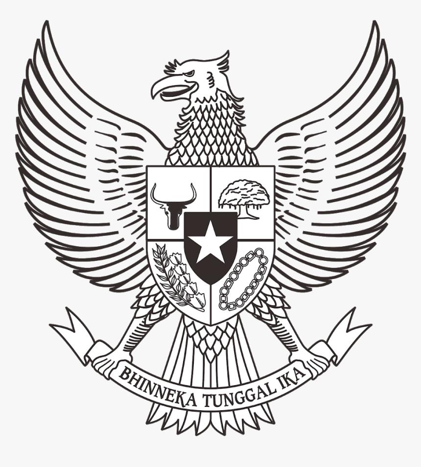 Lambang Garuda Png Transparent Png Transparent Png Image Pngitem