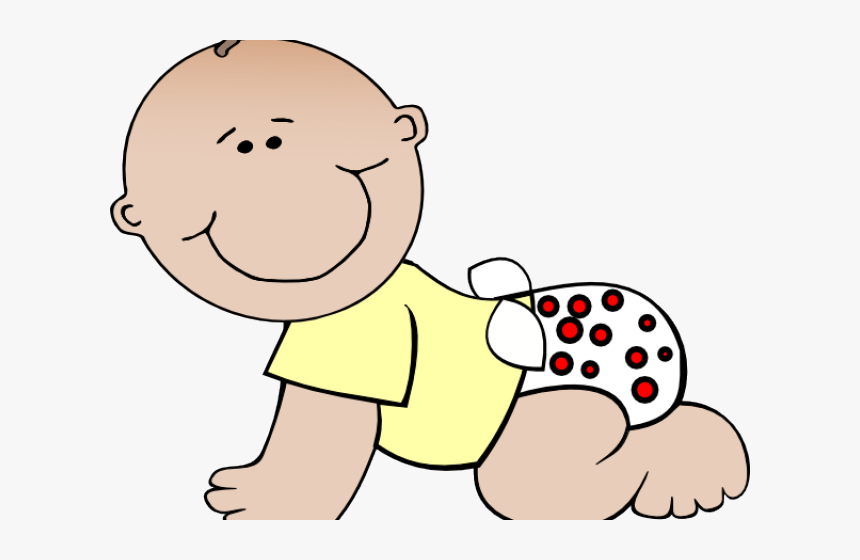 Crawling Baby Clipart Crawling Baby Clipart Black And White Hd Png Download Transparent Png Image Pngitem